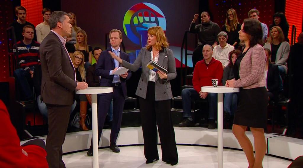 SVT Debatt 20151217