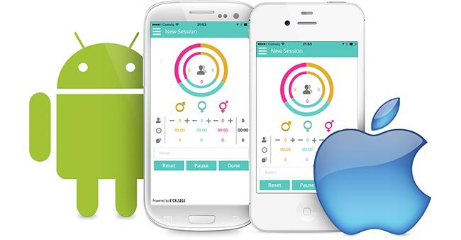GenderTimer app